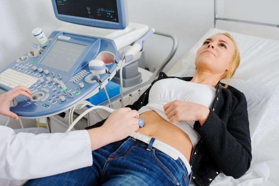 УЗИ органов малого таза у женщин
